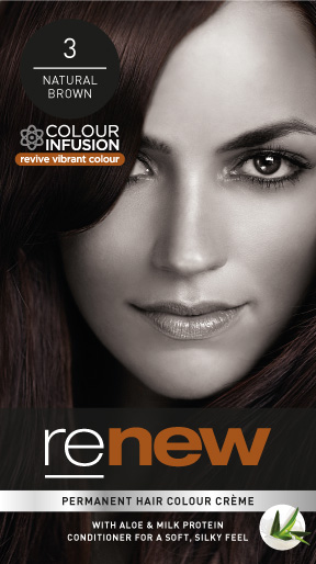 Natural Brown Hair Colour