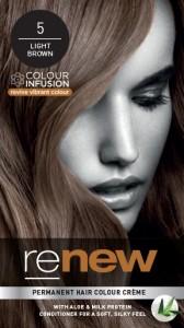 Light Brown Hair Colour