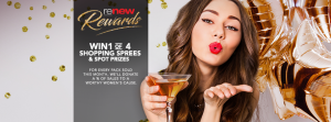 Renew Shopping Spree competition