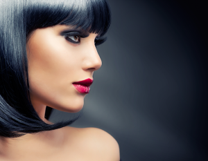 Makeup tips for black haired beauties