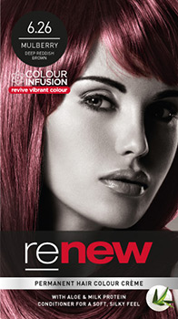 Your Perfect Shade Hair Colour Products | Renew Hair Colour