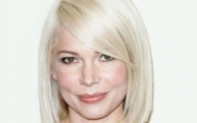 Michelle Williams' Celebrity Hair Style