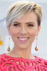 scarlett-johansen celebrity hair
