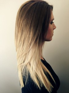 Achieving ombre with home hair makeover renew hair colour achieving the ombre look doesnt need a pricey salon trip you can easily get great results at home with these steps for ombre diy solutioingenieria Image collections