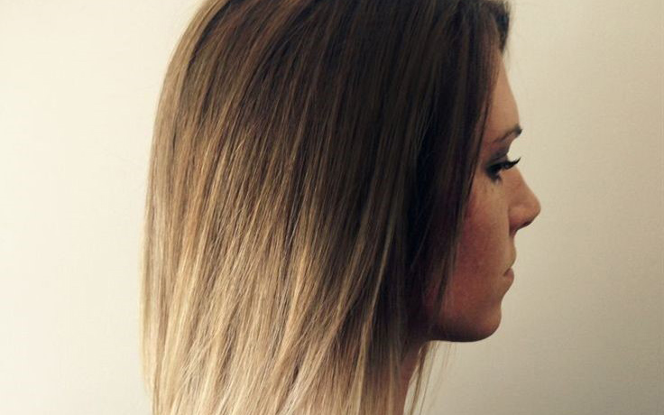 At Home Hair Makeover: Achieving Ombre
