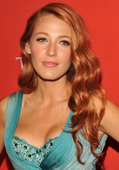 Renew Red Hair Colour - Blake Lively