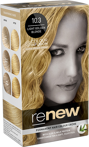 Light Golden Blonde Hair Colour