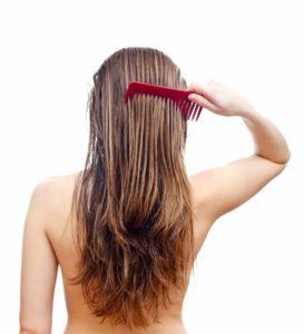 Over brushing - Renew Hair