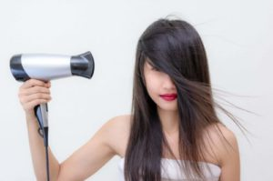 Cut down on heating - Renew Hair