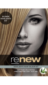 Blonge Highlights Kit - Renew Hair