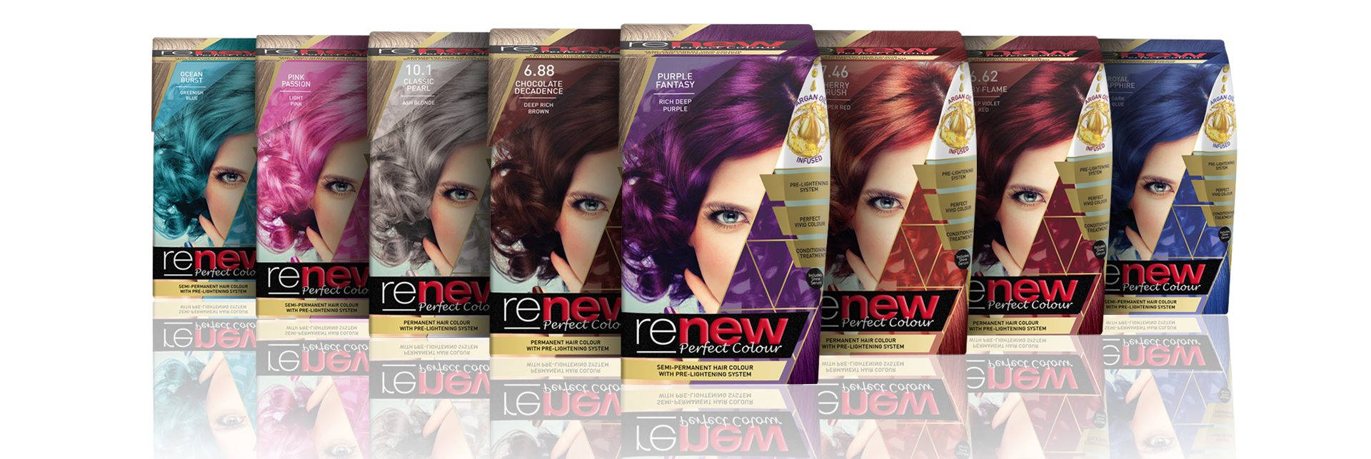 Perfect Colour Renew Hair Colour