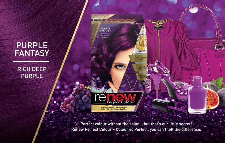 Perfect Colour Renew Hair Colour