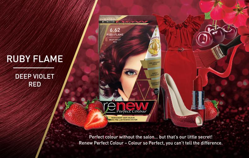 Chestnut Brown Hair Colour Renew Hair Colour Of Renew Hair