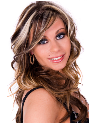 Highlights perfect for any hair colour