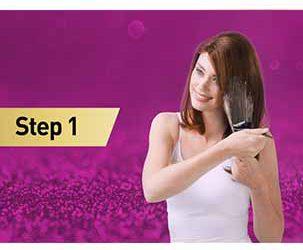 Perfect Colour 3 Step Process