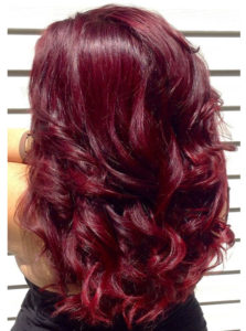 Renew Red as Wine Hair Colour