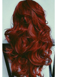 Renew Spicy Red Hair Colour
