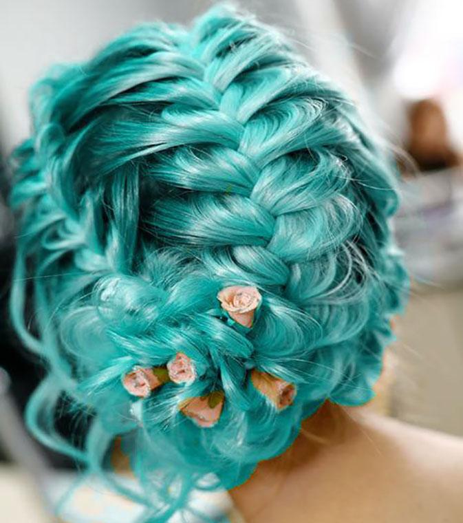 Ocean Burst Hair Colour with Renew