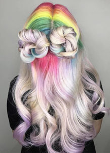 Unicorn Hair with Renew