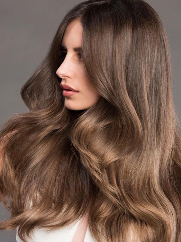 Renew's Light Golden Brown hair colour
