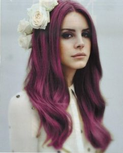 Lana loves our Mulberry hair colour