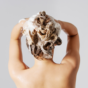 Fight the urge to over wash your hair
