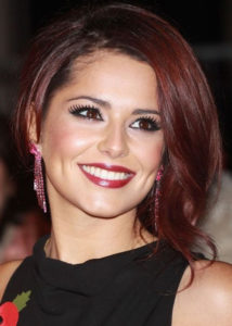 Cheryl Cole with Renew Perfect Colour