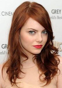 Red Hair with Emma Stone and Renew