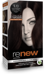 Iced coffee Colour Infusion Renew