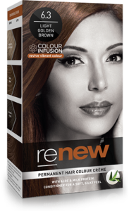 Light Golden Brown Colour Infusion Renew