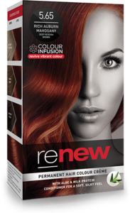 Rich Auburn Mahogany Colour Infusion Renew