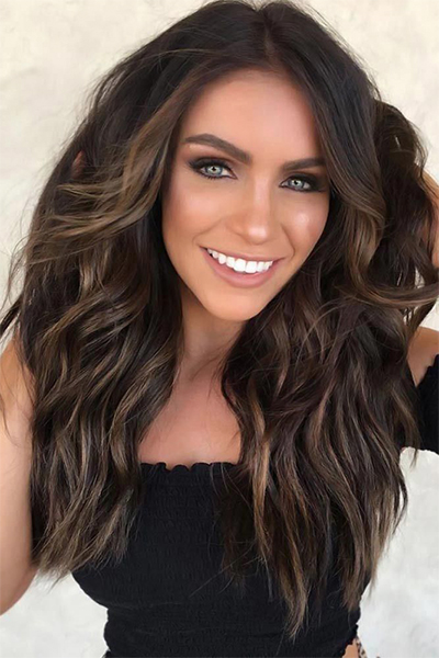 Make Waves with Renew's Selection of Brown Hair Shades