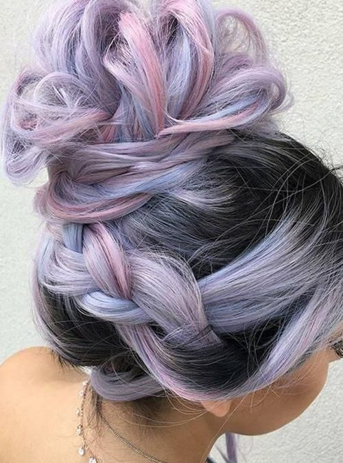 Hair Colour Trends On Our Radar: Unicorn Hair