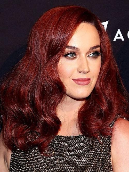 The Best Burgundy Hair Colour Looks For Winter