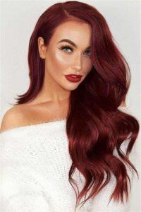 Red Stunner hair colour