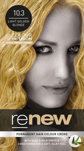 Light Golden Blonde Hair Colour