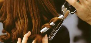 Hair Curling tool