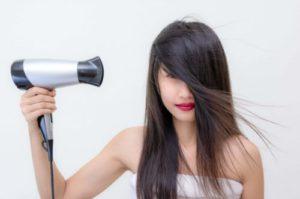 Cut down on heating - Renew Hair