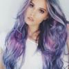 Gorgeous mermaid hair