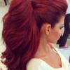 Rose Huntington Hair Flip