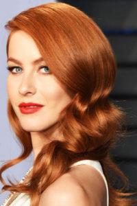 Copper Renew hair colours
