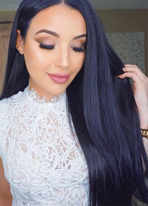 Darker hair shades