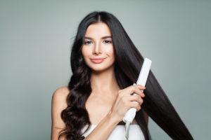 hair tools - hair straightener