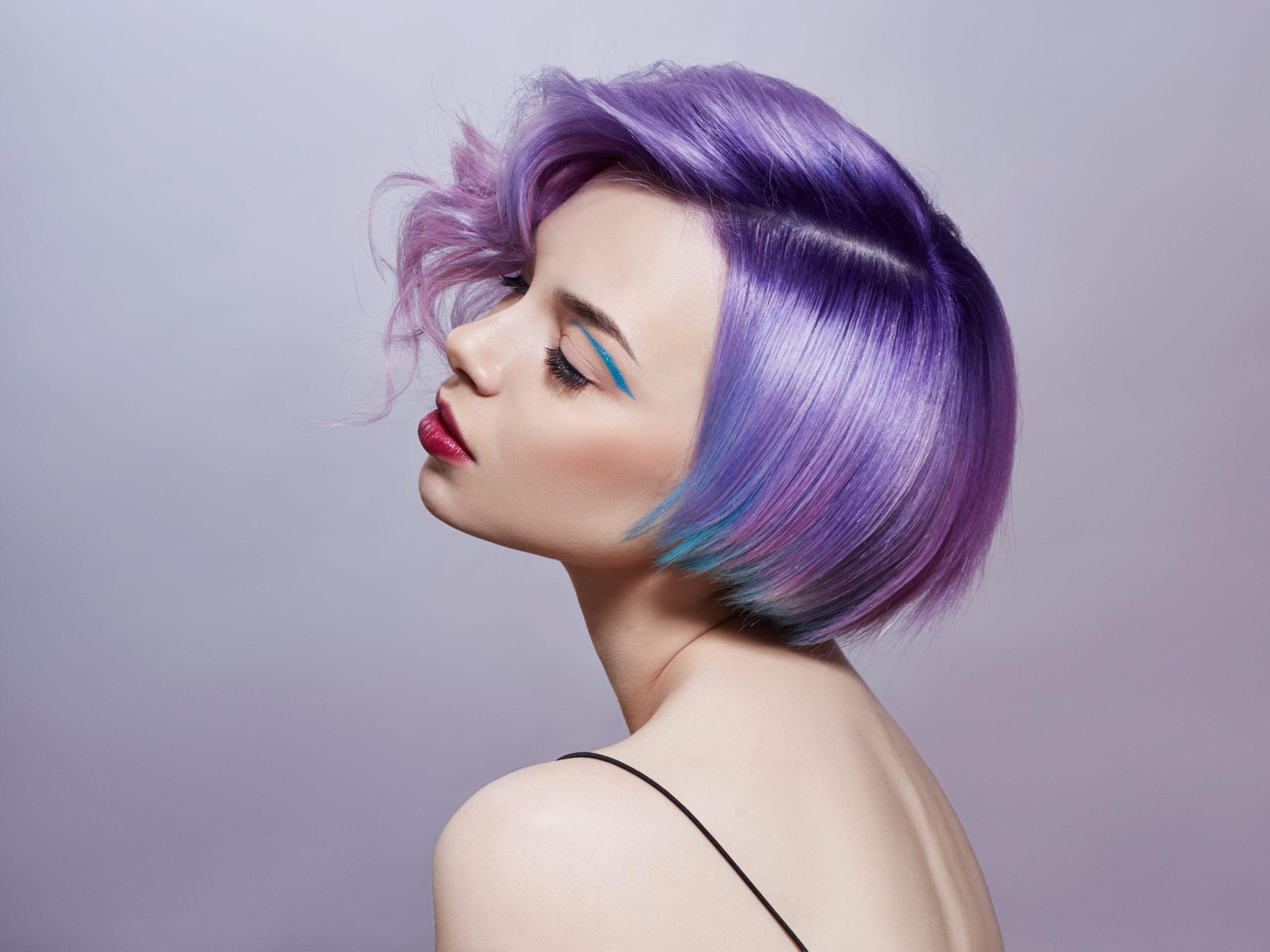 Renew Hair colour experiments