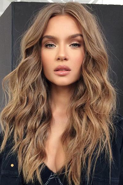 Subtle Brown Hair