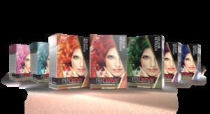 Renew Perfect Colour range